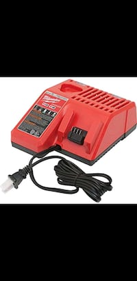 milwaukee m18 m12 battery charger like new  Toronto, M2H 2L8