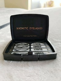 Magnetic eyelashes (2 pairs) Pickering, L1V 6X1