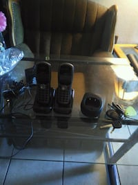 black and gray cordless phones Stockton, 95206