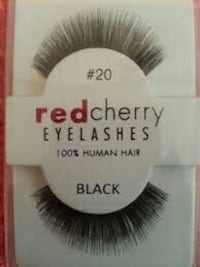 Red Cherry #20 Eyelashes Falsies  New Westminster, V3M