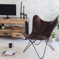 New real leather chair Mississauga, L5M 7M8