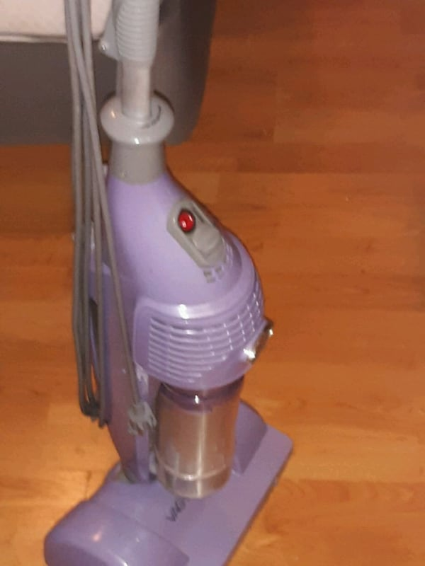 Bagless Vac Mop For