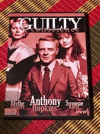 Guilty Conscience dvd Toronto, M2M 3T6