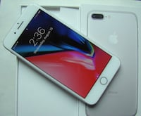 MINT APPLE iPHONE 7  PLUS 32GB SILVER WHITE UNLOCKED NO CONTRACT Regina