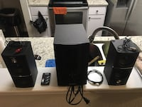 ARION media speakers. Great condition. Need it gone