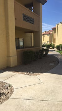 Tresa at Arrowhead APT For rent- Get qualified  and I'll sign you on and you sign me off   Available as soon as April 14  through end of Aug 1BR 1BA near pool Glendale
