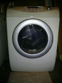white front-load clothes dryer Wilkes-Barre, 18702