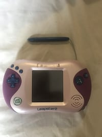 Leapster 2 with case and 6 games