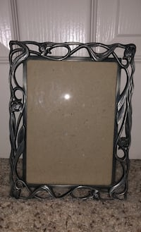 Picture Frame Antique Silver 5 x 7