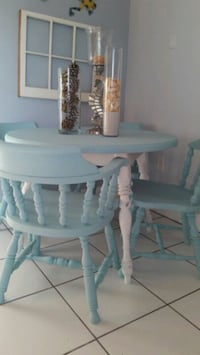 Coastal Kitchen Table and Chairs  Tierra Verde, 33715