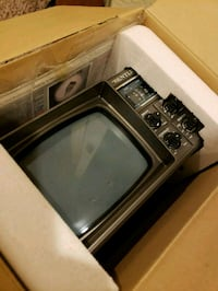"""Bentley deluxe portable 5"""" B & W television  Johnstown, 80534"""