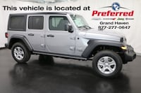 2018 Jeep Wrangler Unlimited Sport S Grand Haven, 49417