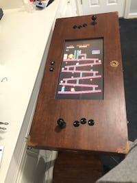 60-Game Custom Steampunk Arcade (2-Player) Arlington, 22207