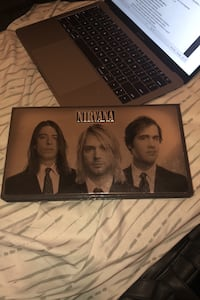 Nirvana 4-disc pack + book of discography Edmond, 73034