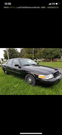 2007 Ford Crown Victoria Washington