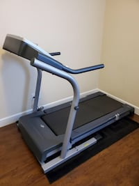 Nordic Track Treadmill with Electronic Display
