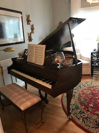 Kimball cherry French Provincial baby grand Mount Pleasant, 29466