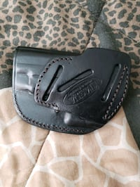 TAGUA genuine leather gun holster