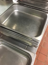 Restaurant stainless steel pan Surrey, V3R
