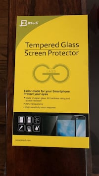 iPhone 6 Tempered Glass / Privacy Screen Protector Hamilton, L9A 2J6