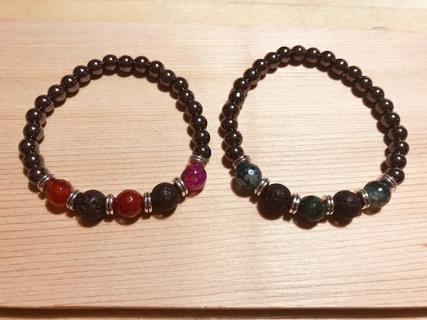His and hers bracelets