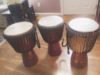 Djembe Drums Washington