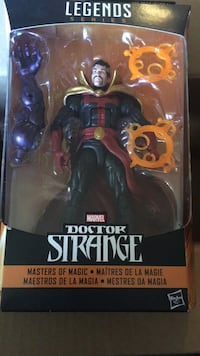 Legends Series Doctor Strange New York, 10451