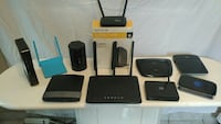 Assorted internet routers 10$ and up Kingston, K7K 2L1