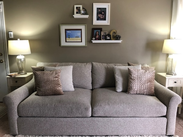 Down Cushion Sofa