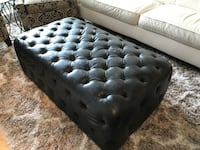 Charchol Ottoman Leather - Excellent Condition like new Toronto, M2N