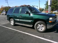 2004 Chevrolet Tahoe LT Z71 3rd row leather seat  Falls Church