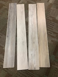 VYNIL PLANK FLOORING THICK 5.5 MM WITH PAD ONLY $2.25 SF!!! Calgary