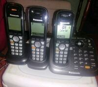 3 Cordless phones with base Fort Worth, 76133