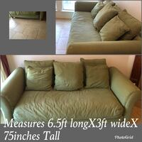 Great comfortable couch Lewisville, 75067
