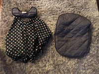 2 car seat covers 25.00 Chantilly, 20152