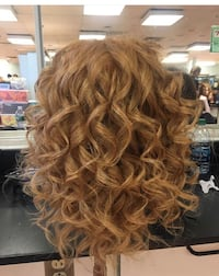 hair for special occasions (prom, wedding, etc...) Burlington