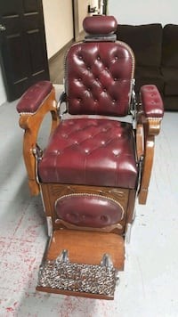 2 Barber Chairs authentic (Together) Toronto