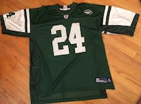 Authentic Derelle revis  NYJets jersey XXL size Rutherford, 07070