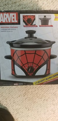 Spiderman slow cooker Edmonton, T5Y 1R7