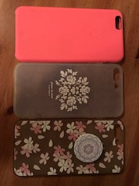 three assorted color iPhone cases Toronto, M6N 2X5