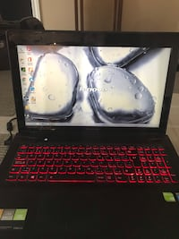 Black and red laptop Gaming Computer! Hamilton, L8H 6X9