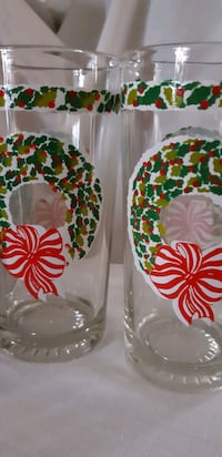 Christmas Glass ware Mississauga, L5R 3C7