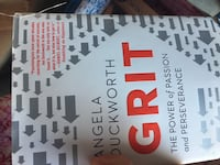 Grit by Angela Duckworth Toronto, M6A