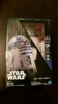 R2-D2 app controlled robot (new unopened) Ashburn, 20148