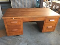 Oak Desk Langley Twp, V3A