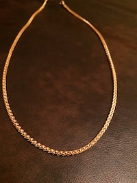 silver-colored chain necklace Mississauga, L5V 2Z6