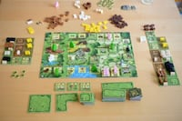 Agricola board game bundle - Like New, (PLUS MANY MORE!) WOODBRIDGE