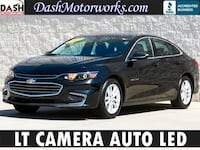 2017 Chevrolet Malibu LT Camera Auto Black