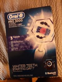 Oral B 3000 Electric toothbrushes Des Moines, 50313