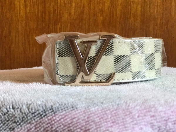 c54a65cc9fee Used Louis vuitton belt for sale in Fremont - letgo